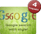 G56ogle - Google Search with Style - 4 themes!